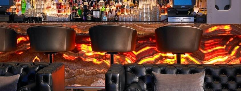 W Hollywood Living Room Bar