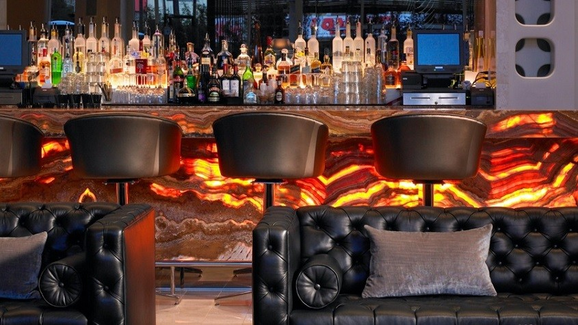 Living Room Bar | W Hollywood