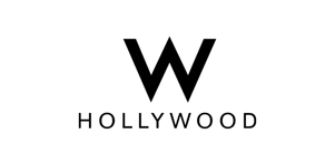 W Hollywood hotel-logo