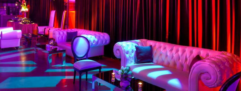Graumans Ballroom VIP Booths