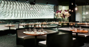 STK LA Dining Room