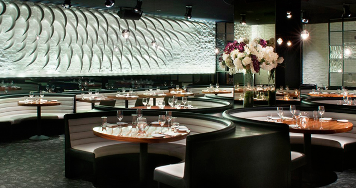 Charmant STK LA DINING ROOM