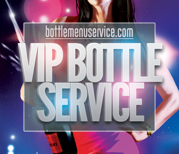 Bottle Service Los Angeles
