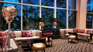 Living Room Lobby W Hollywood