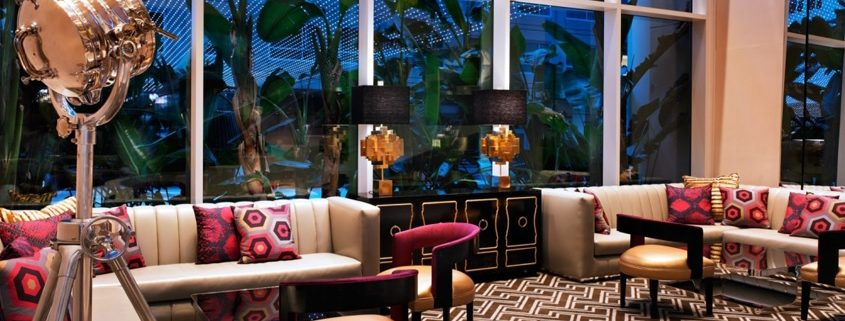 Living Room Lobby W Hollywood
