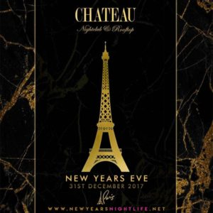 Chateau New Years 2018 Tickets