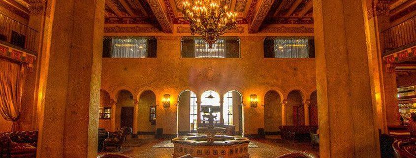 Hollywood Roosevelt Hotel Lobby
