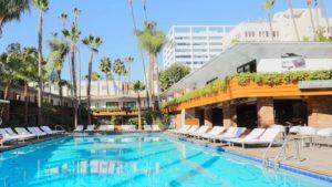 Hollywood Roosevelt Hotel Tropicana Bar