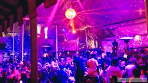 Le Jardin LA New Years Nightlife