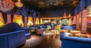 EnVy Lounge OC Venue Interior