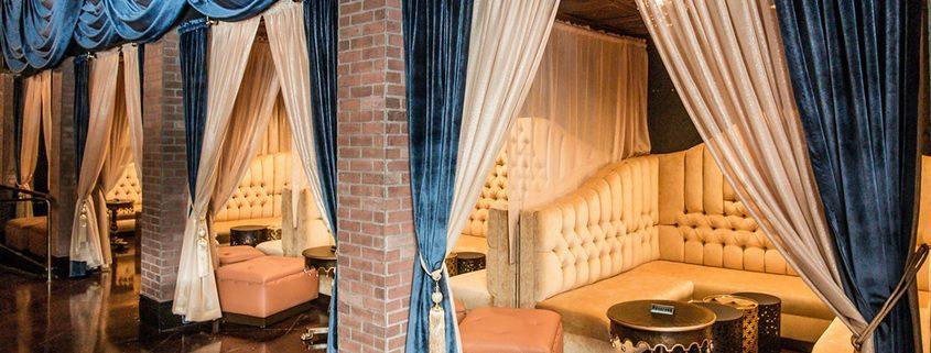 EnVy Lounge VIP Booths