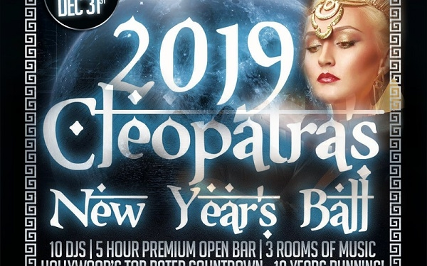 Cleopatras LA New Years Event