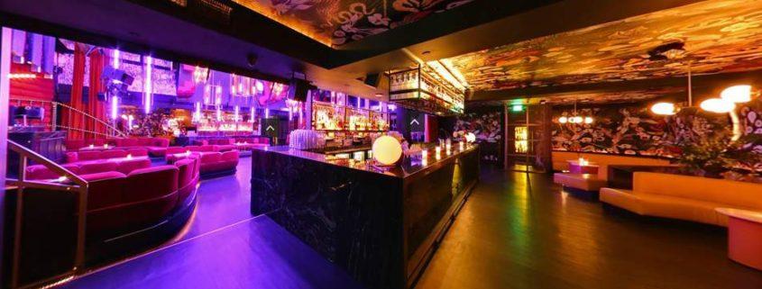 Nightingale Plaza North Lounge