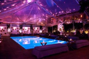 Skybar Outdoor Tented