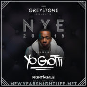 New Year's Eve with Yo Gotti | Nightingale NYE Party 2018 Tickets