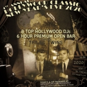 Hollywood Roosevelt New Years Event