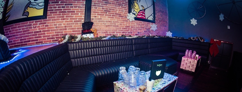 Project Nightclub VIP Tables