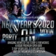 Party on the Moon New Years 2020 Tickets