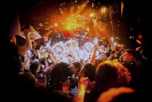 Playhouse Nightclub VIP Scene