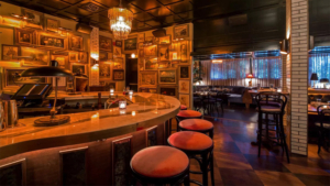 Petite Taqueria Main Bar