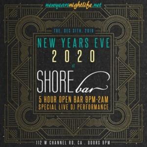 SHOREbar 2020   New Years