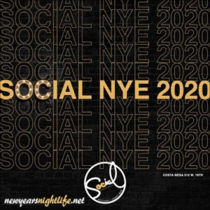 Social Costa Mesa 2020 | NYE Party