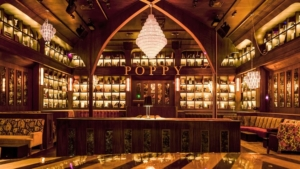 Poppy Nightclub Main Bar